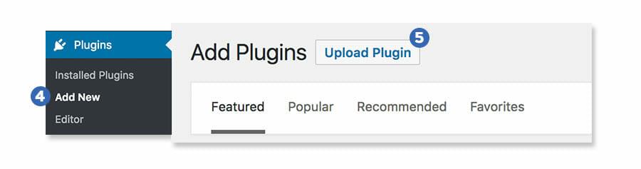 How To Install A WordPress Plugin - WordPress Classes Perth
